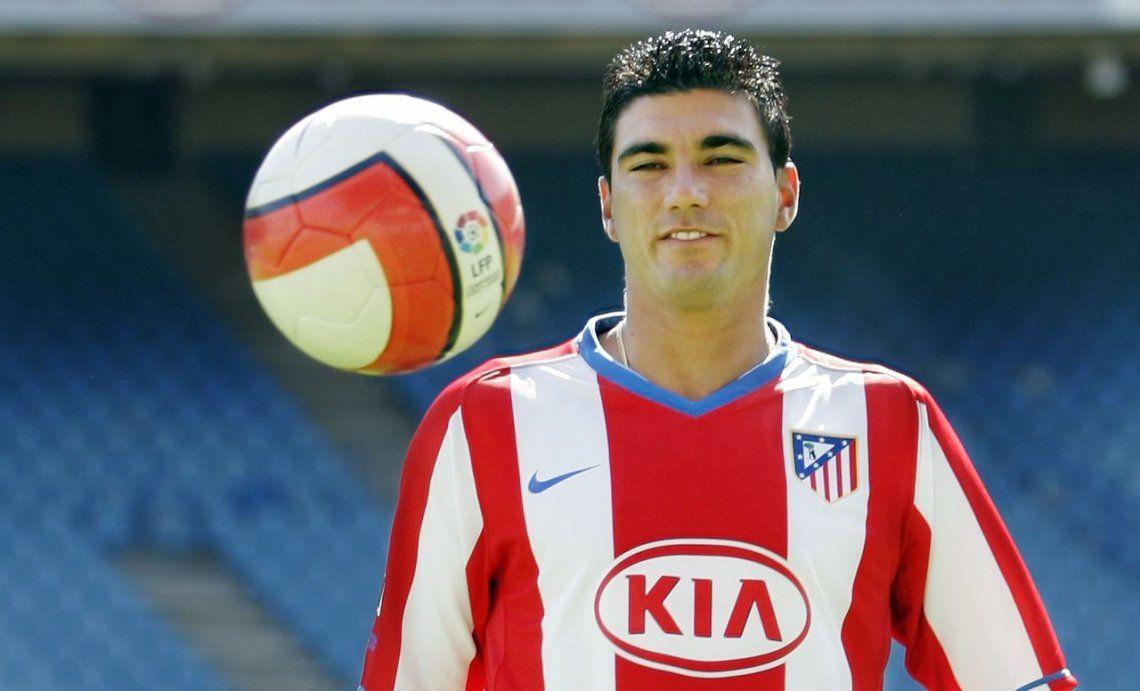 Dolor en el fútbol español: a los 35 años, murió Jose Antonio La Perla Reyes