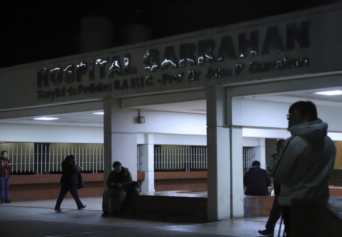 Confirman que Ricardo Russo fotografió a nenas dentro del Hospital Garrahan