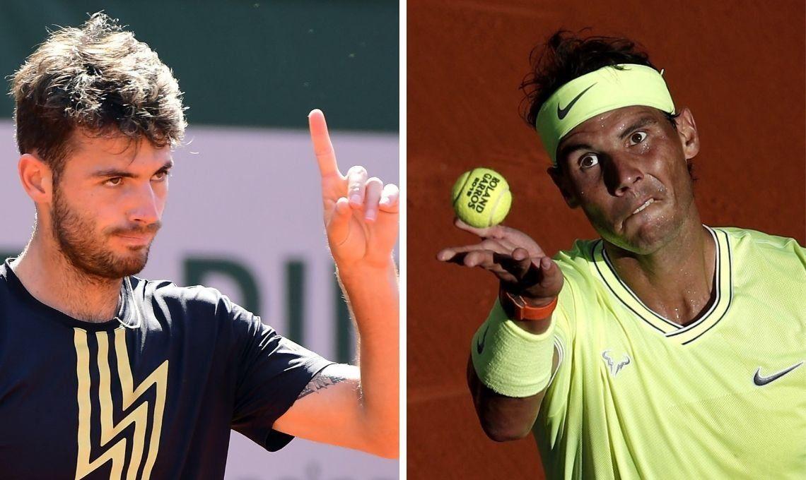 Roland Garros: Nadal-Londero y Federer-Mayer, los puntos fuertes de la jornada del domingo