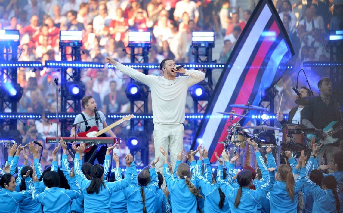 Imagine Dragons UEFA Champions League Final