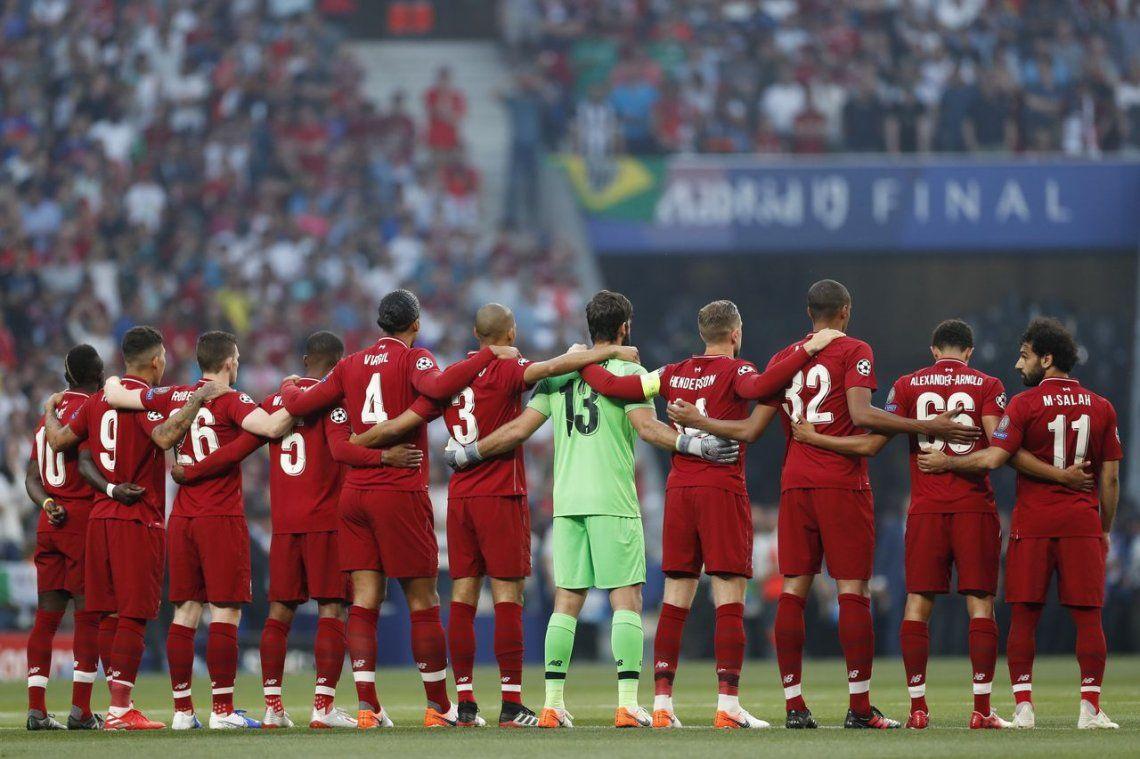 Liverpool campeón de la Champions League: las mejores fotos de la final ante Tottenham