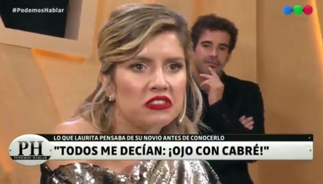#PodemosHablar | No me parecía lindo: Laurita Fernández contó su flechazo tardío con Cabré