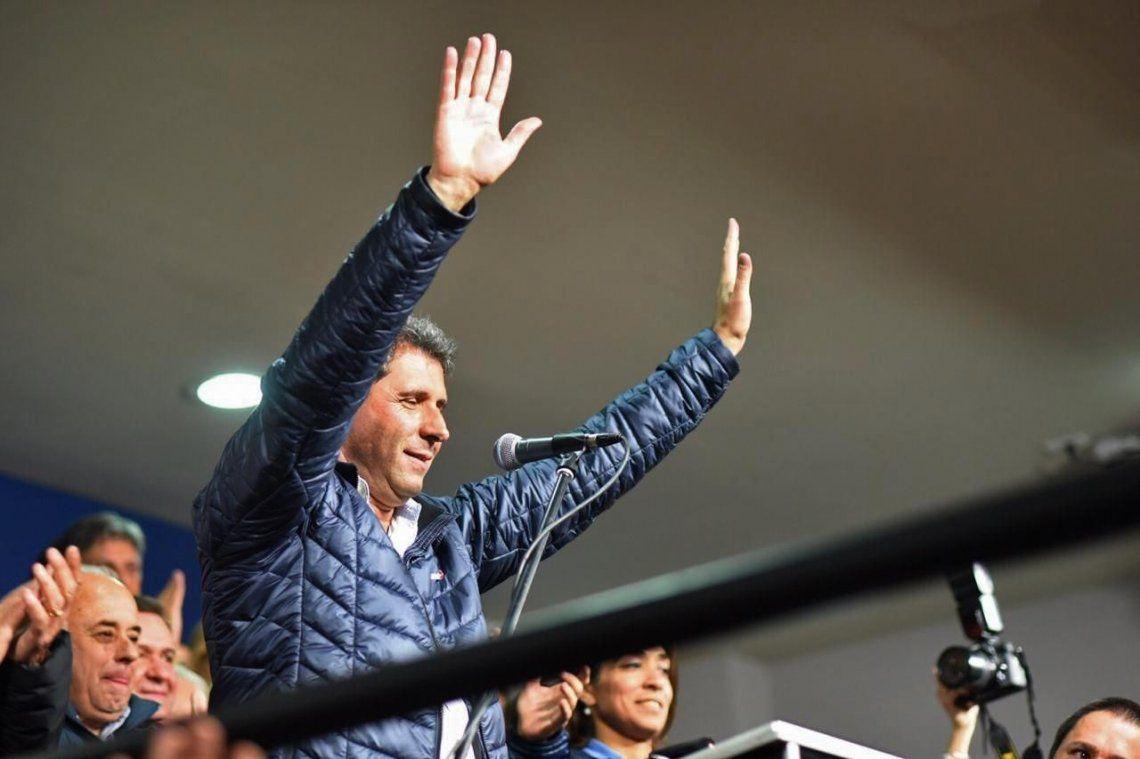 Uñac arrasó y fue reelecto como gobernador de San Juan