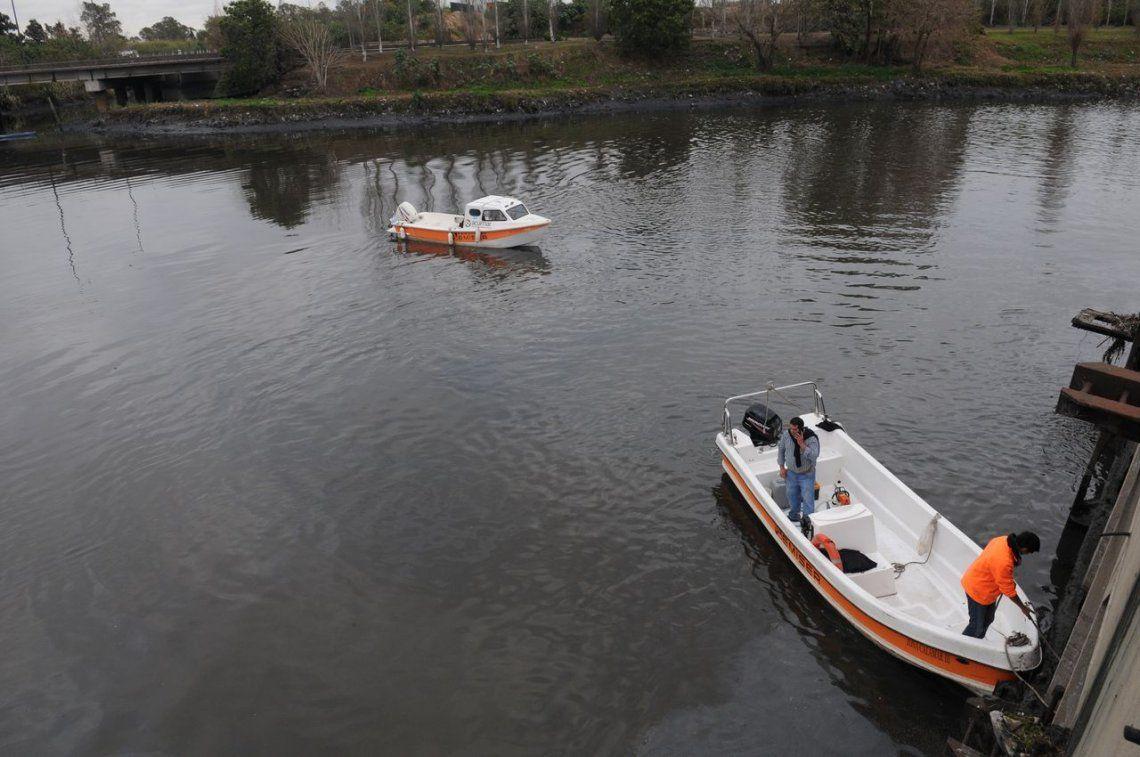 Una pareja murió ahogada en el Riachuelo