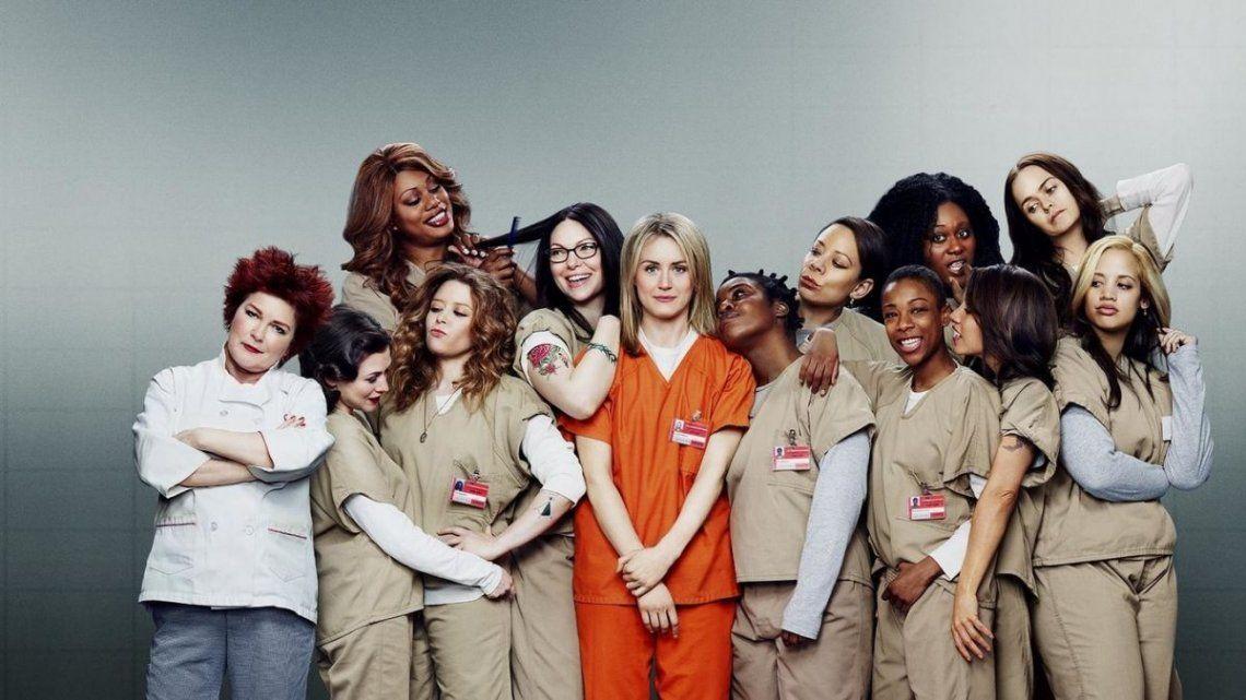 Las actrices de Orange Is the New Black se sumaron a #NiUnaMenos