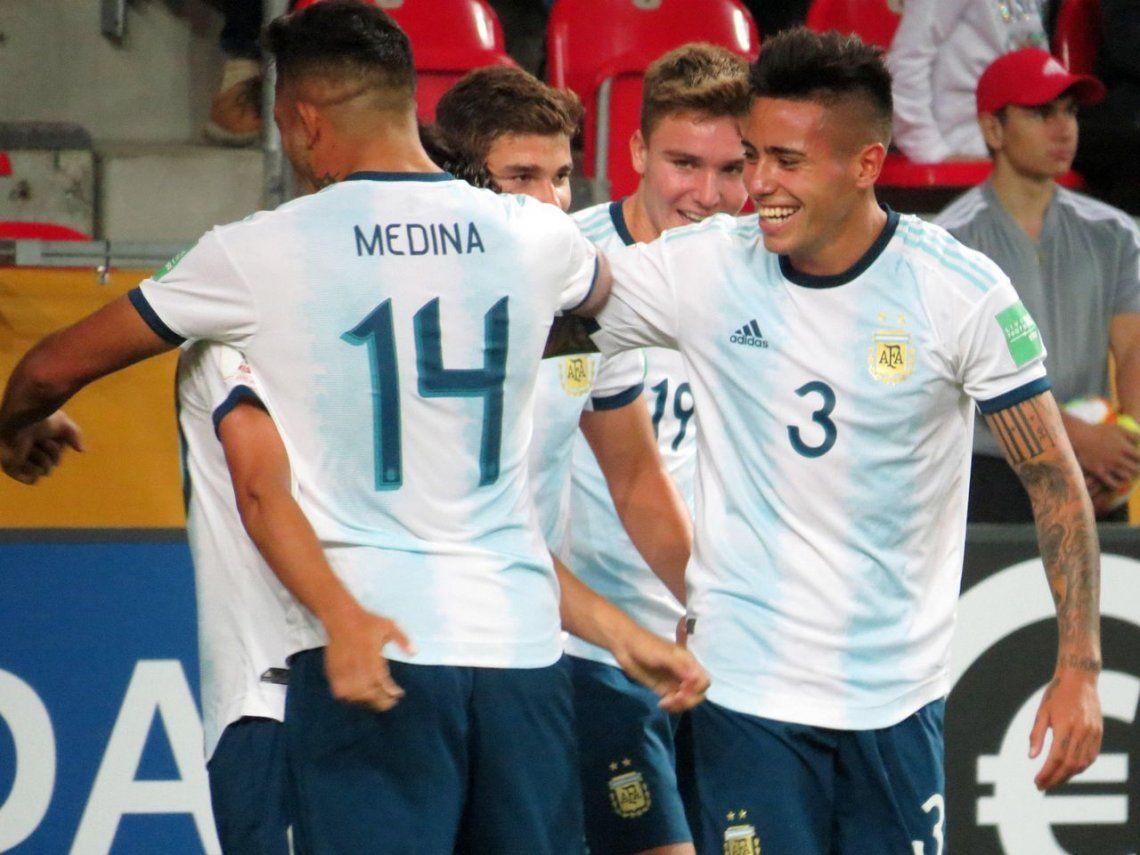 La Selección Argentina Sub-20 fue eliminada por penales por Mali en los octavos de final del Mundial de Polonia