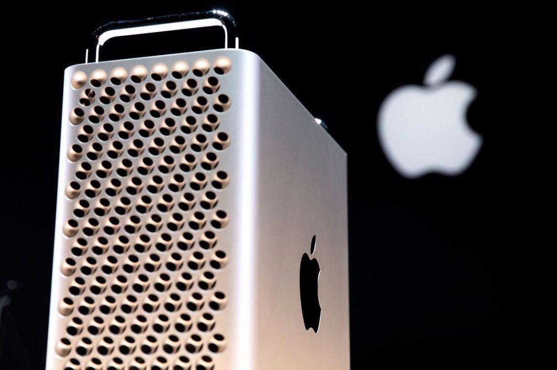 La nueva Mac Pro de Apple, la computadora más potente del mundo costará más de US$6000