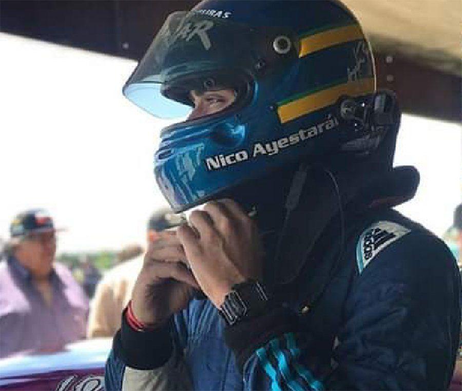 Bernal: Nicolás Ayestarán y Freire Sport vuelven en Paraná