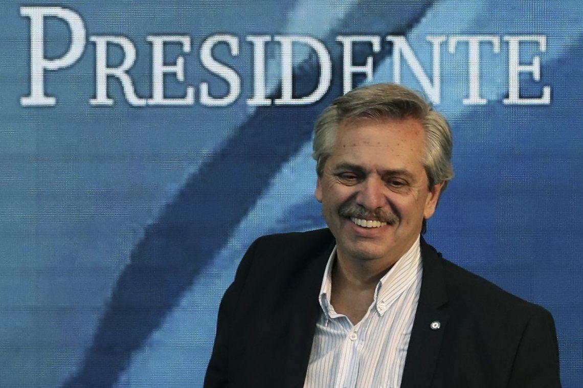 El parte médico de Alberto Fernández: se recupera y presenta un buen estado general