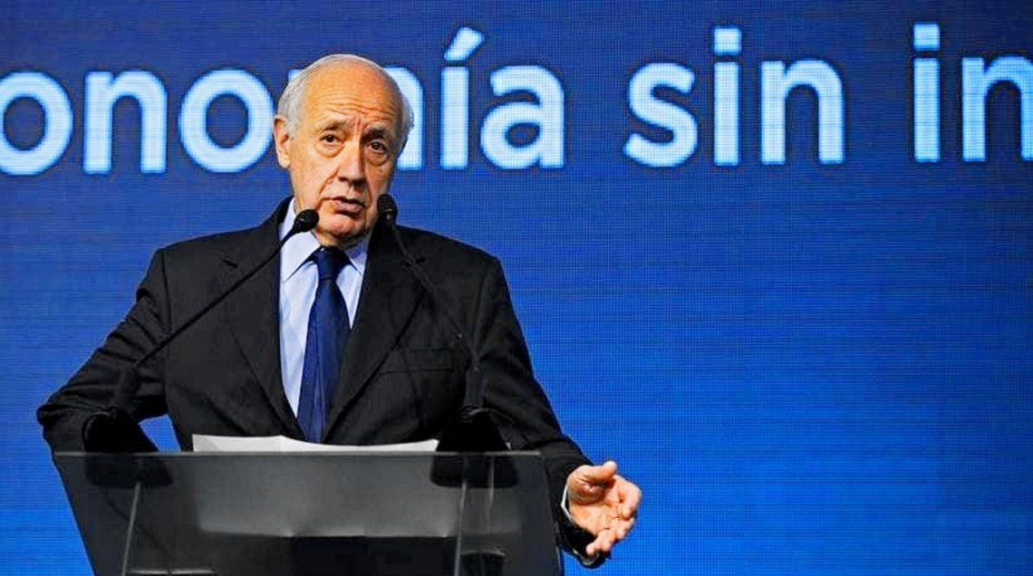 Roberto Lavagna fue citado a declarar ante la Justicia