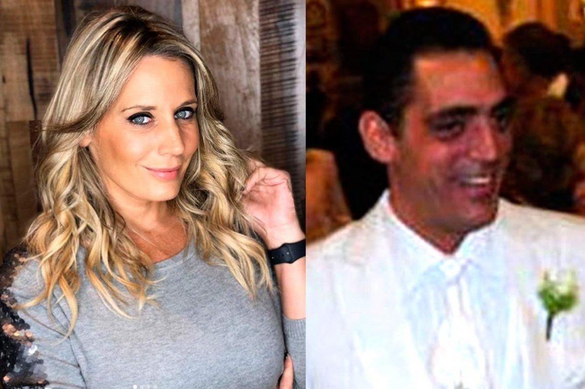 Después de cuatro años, Rocío Marengo blanqueó su romance con el hermano de Ricardo Fort