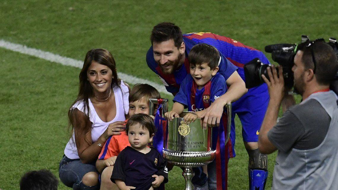 Las increíbles anécdotas de Lionel Messi con su hijo Mateo: le grita los goles del Real Madrid