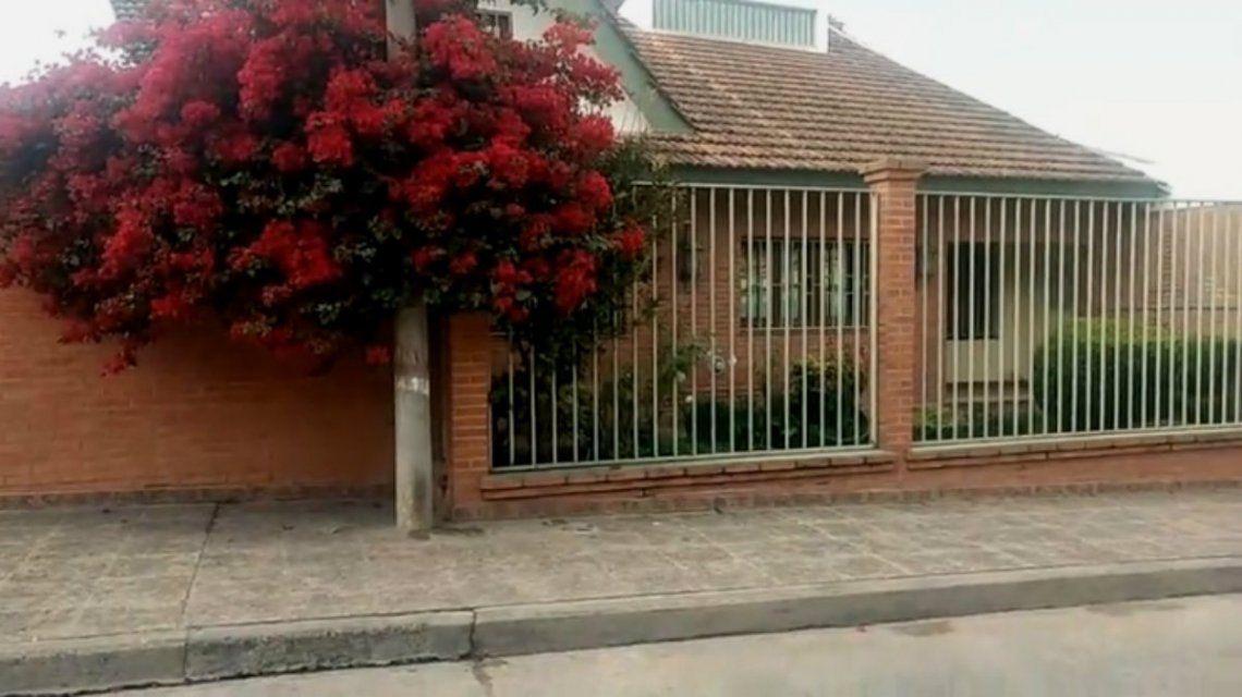 Lautaro Teruel: hallaron plantas de marihuana en su casa