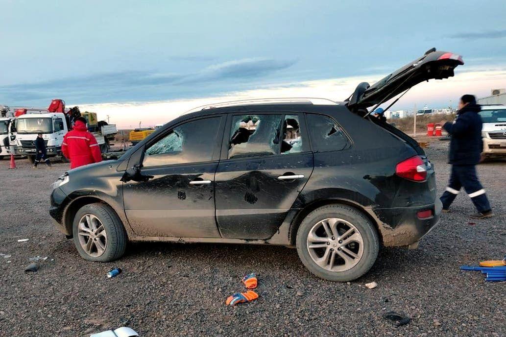 Neuquén: un herido y más de 50 balazos en un enfrentamiento de facciones de la Uocra