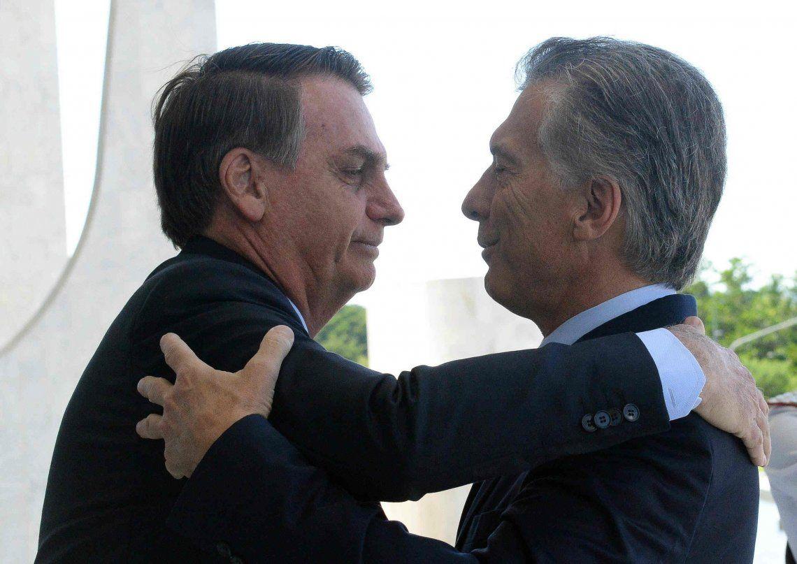Incendio en Amazonas: Macri le ofreció ayuda a Bolsonaro