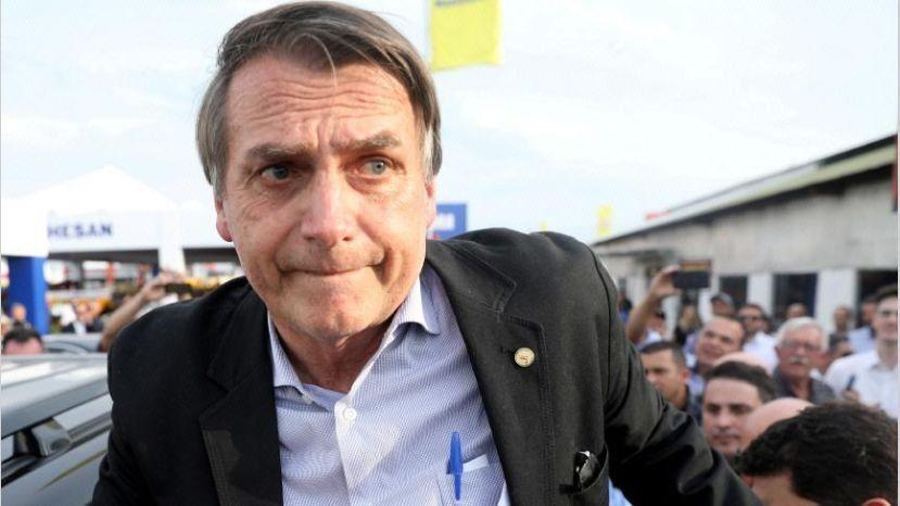 Bolsonaro en Argentina: marchan en repudio a la llegada del presidente de Brasil