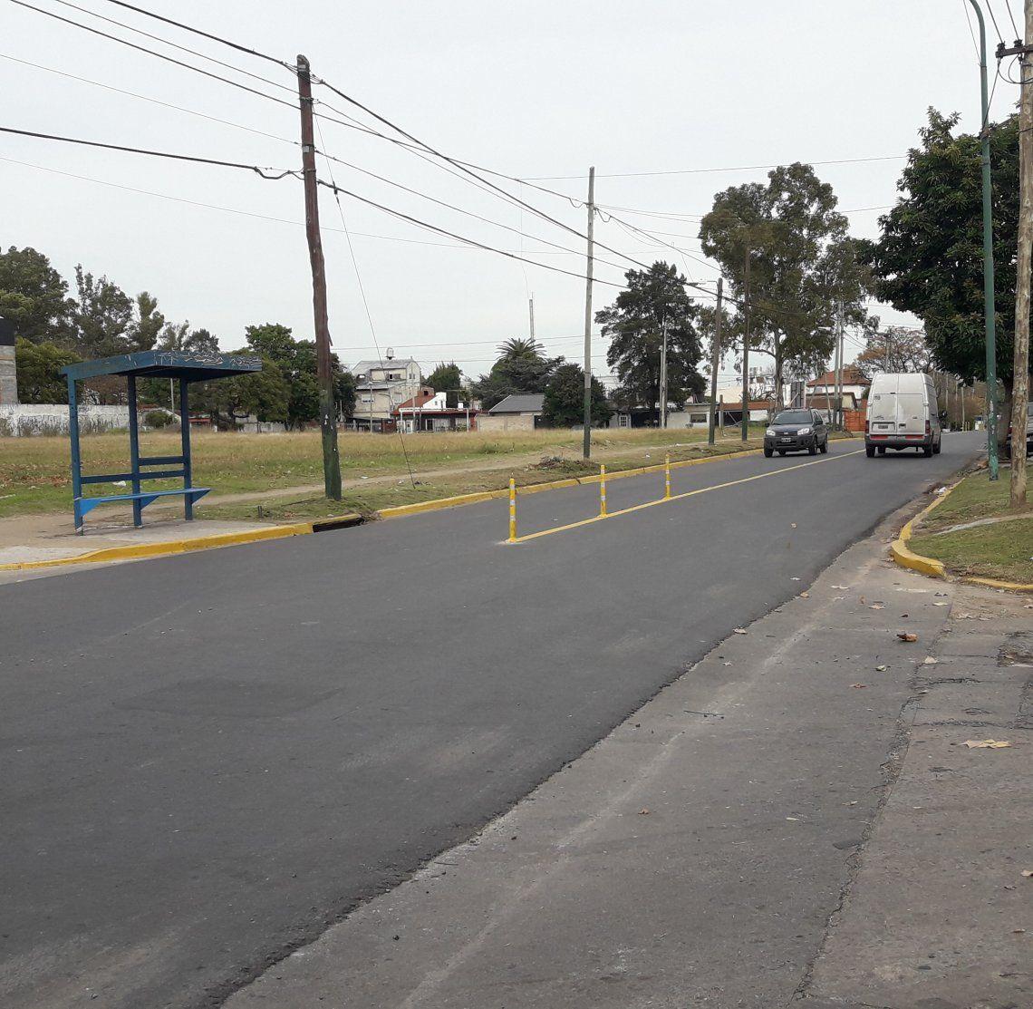Una de las principales preocupaciones es la falta de sendas peatonales.