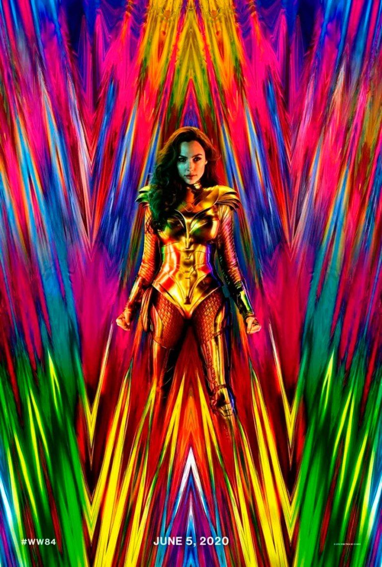 Gal Gadot mostró el nuevo traje de Wonder Woman y se parece al de Saint Seiya