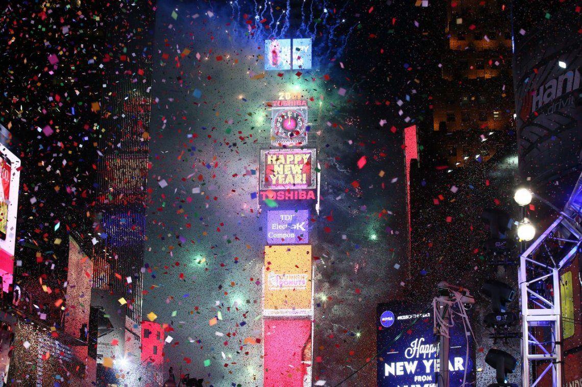 Atrapan a terrorista que planeaba ataque con granadas en Time Square