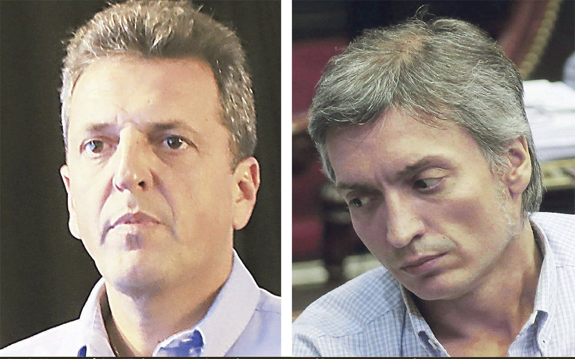 Sergio Massa y Máximo Kirchner están a punto de dar el sí
