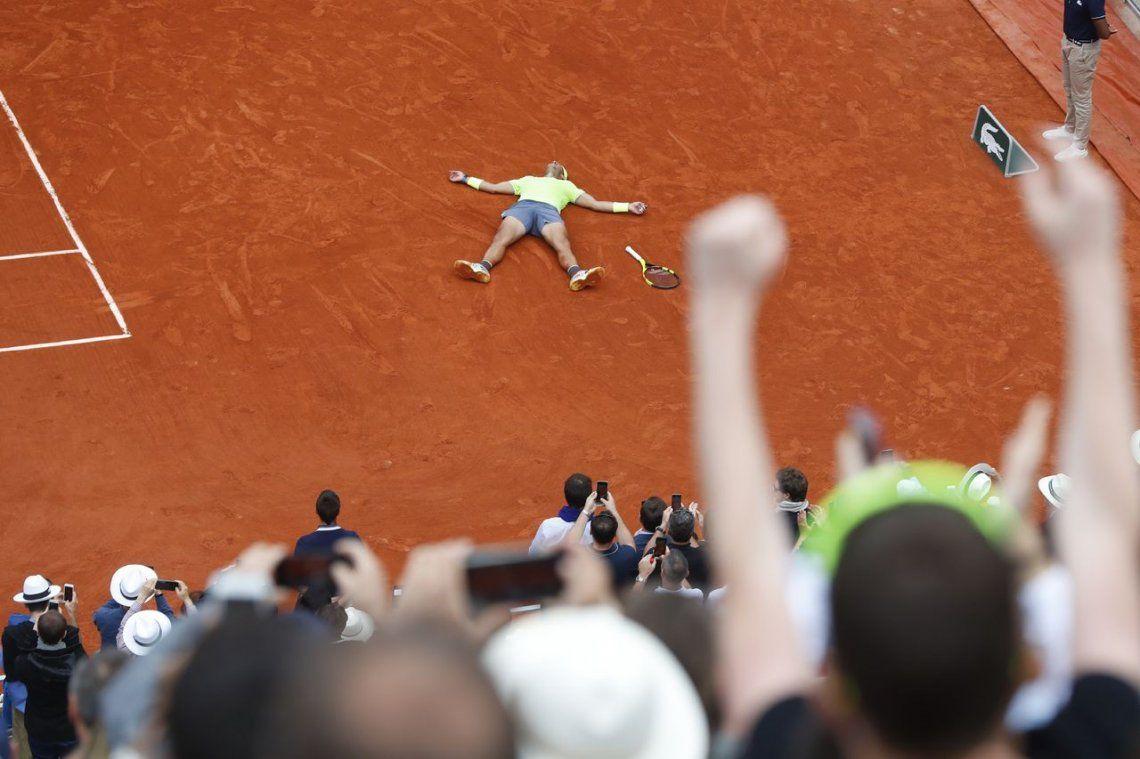 Nadal ganó su 12° Roland Garros