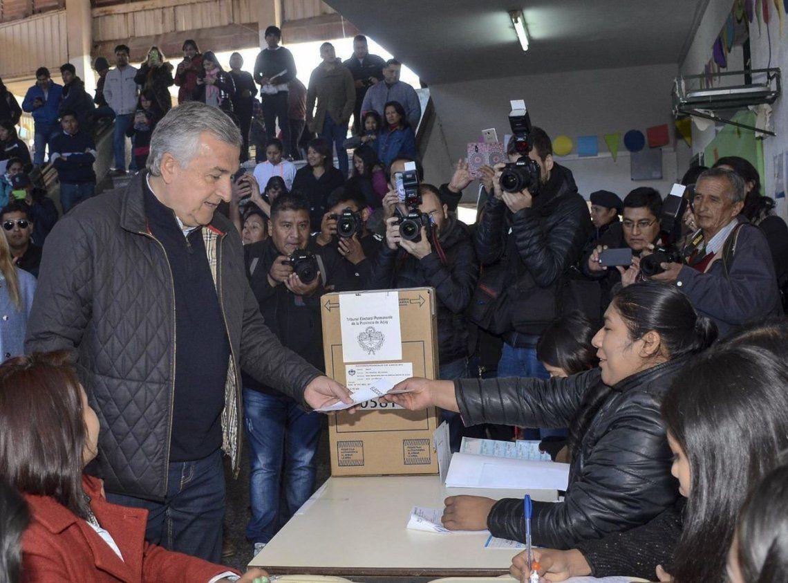 Elecciones en Jujuy: Gerardo Morales le dio la primera victoria del año a Cambiemos