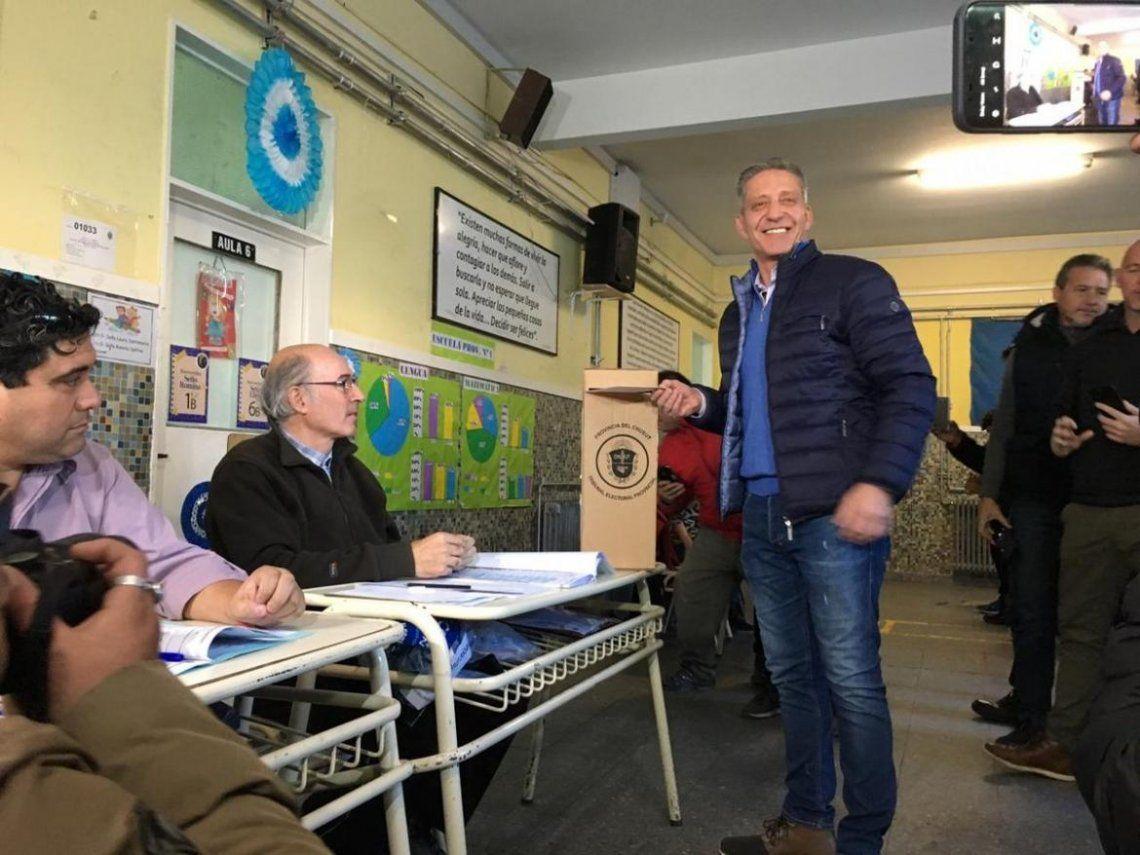 Chubut: Arcioni se impuso en las elecciones y tendrá un segundo mandato