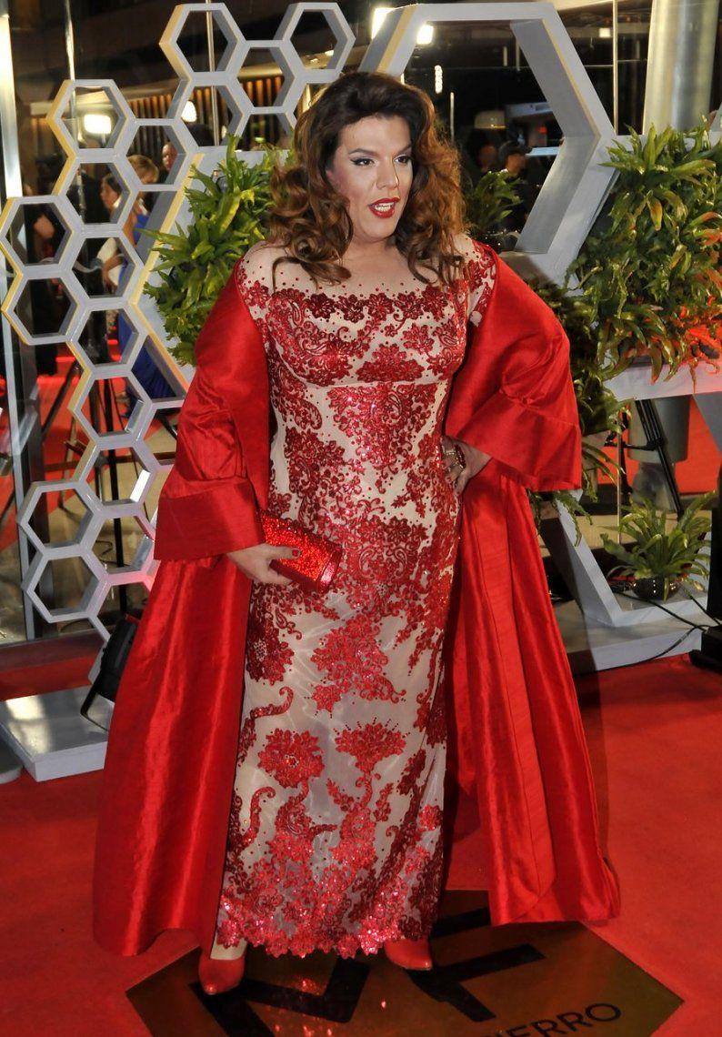 #MartínFierro | Los looks de la alfombra roja: los mejores y los peores vestidos
