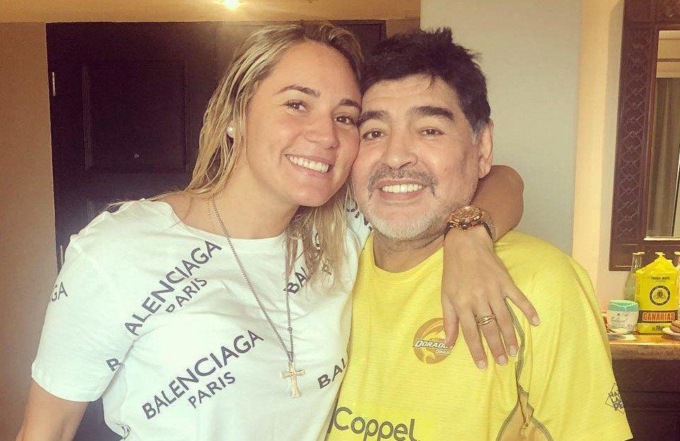 Diego Maradona y Rocío Oliva habrían tenido una noche de sexo y lujuria