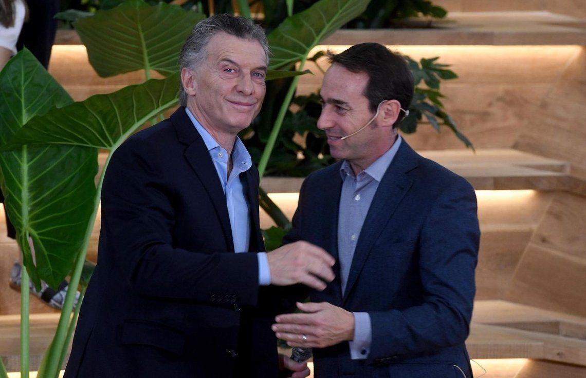 Mauricio Macri inauguró oficinas de la empresa Mercado Libre y pidió apostar a la calidad del recurso humano