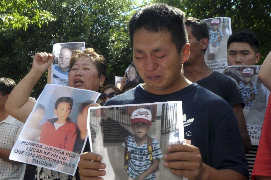 La Plata: imputaron a las autoridades del colegio Lincoln por la muerte de Lucas Lin