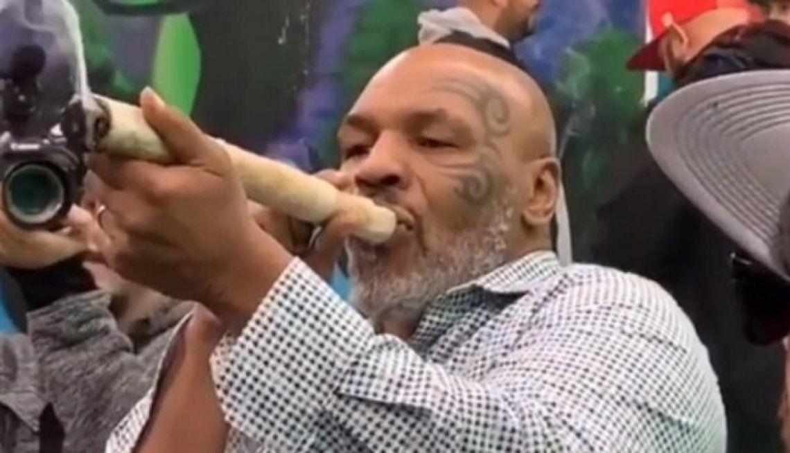Mike Tyson abrirá un rancho de marihuana