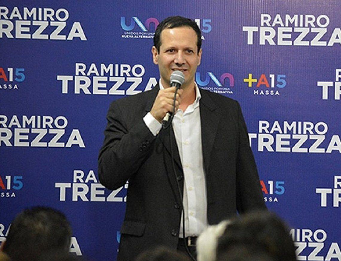 Lomas de Zamora: Ramiro Trezza molesto por la campaña sucia y por cuentas fake