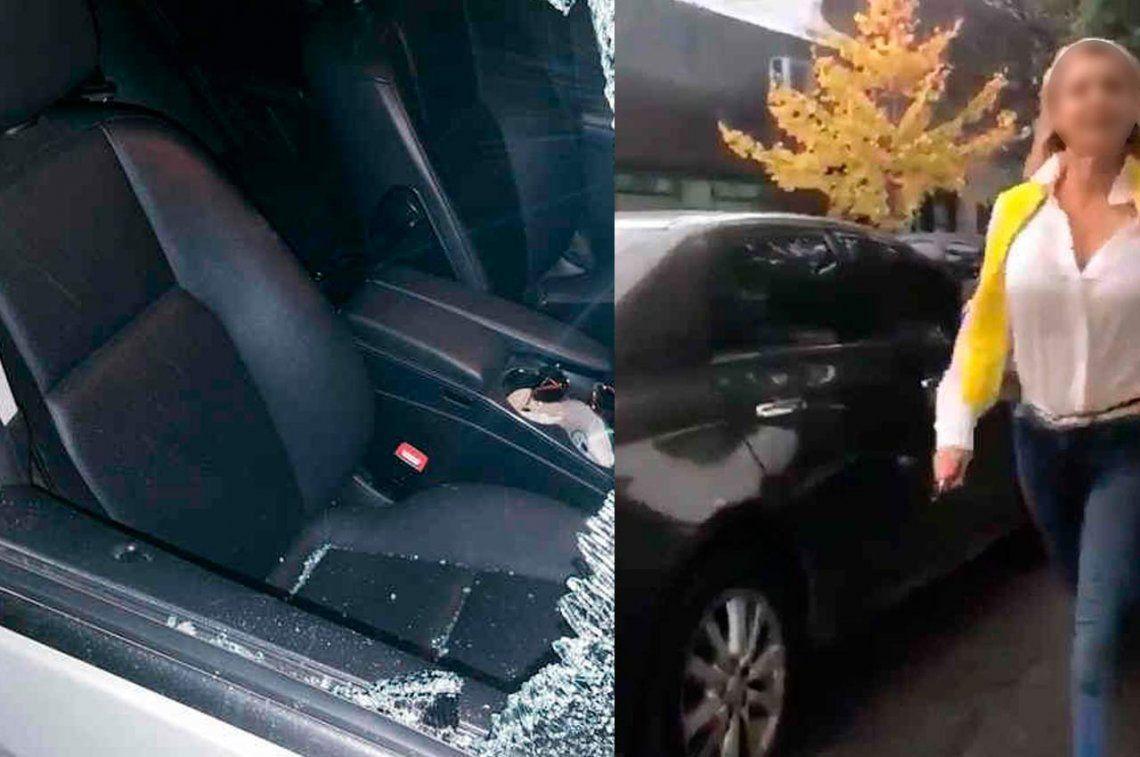 Dos mujeres vivieron un día de furia por hechos de tránsito