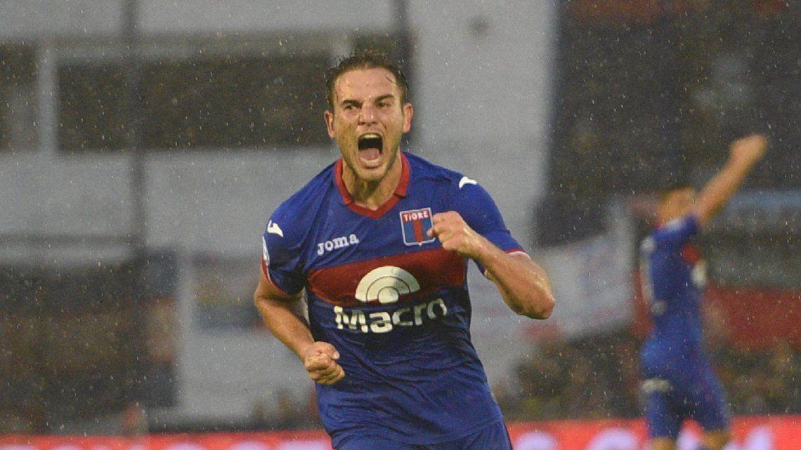 Lucas Menossi está muy cerca de sumarse a Independiente