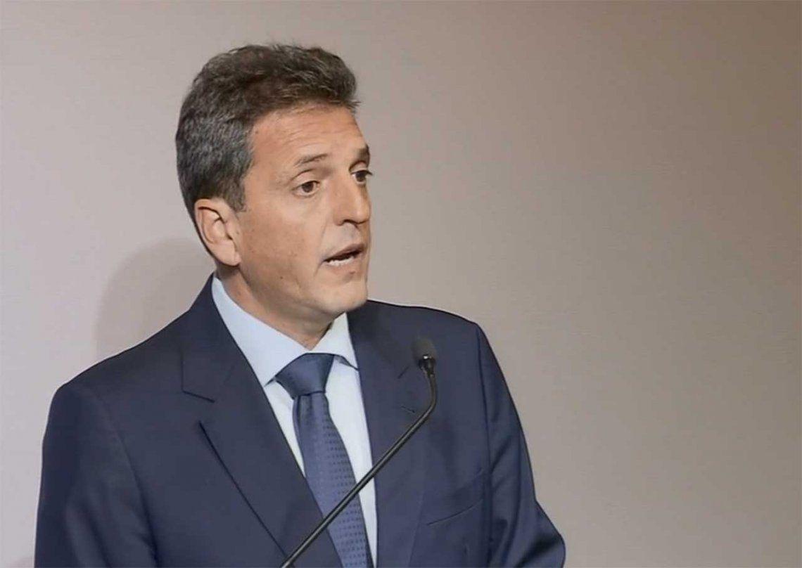 José Luis Gioja tras la reunión con Massa: Estamos en la construcción de un frente