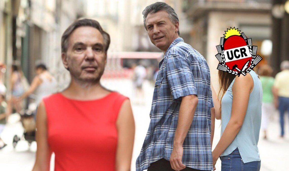 Se anunció la fórmula Macri-Pichetto y estallaron los memes