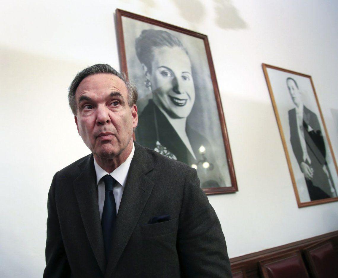 Pichetto, un senador peronista en la ampliación de Cambiemos