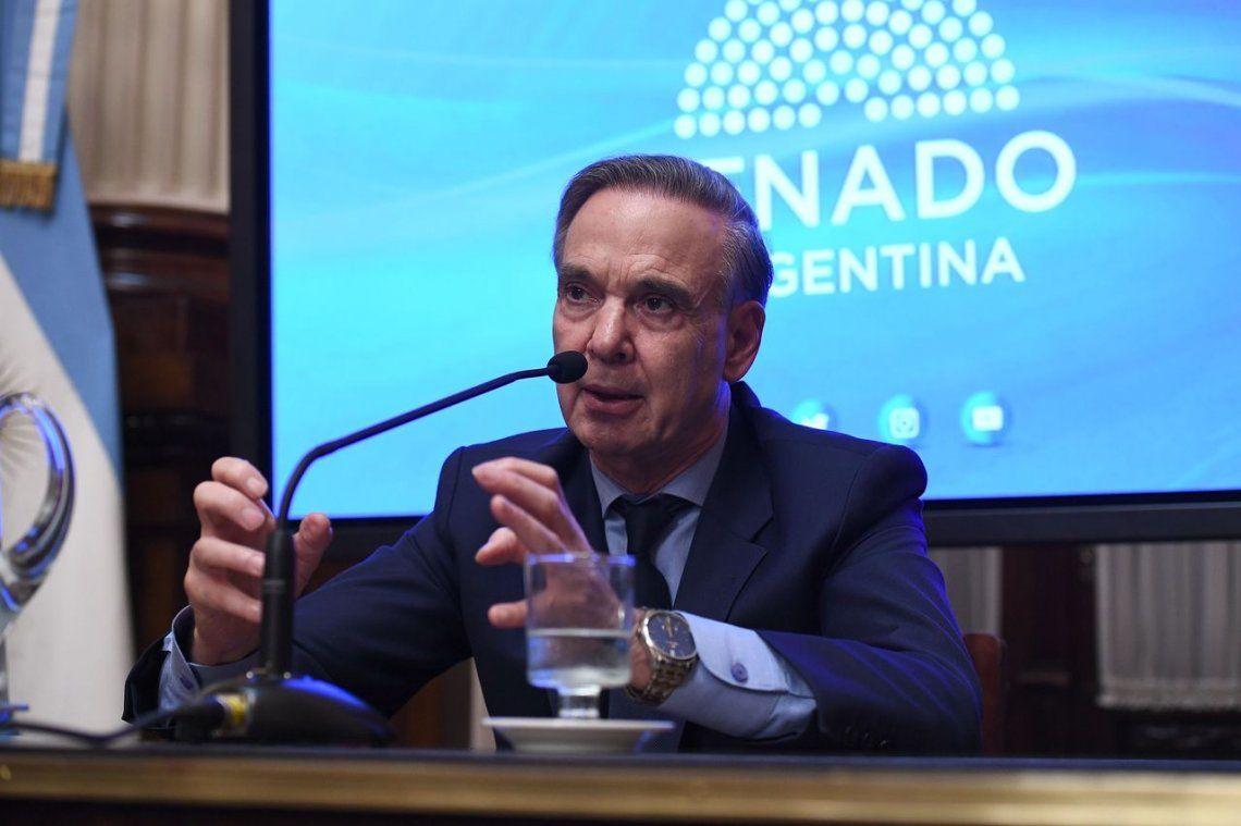 Miguel Ángel Pichetto y el ofrecimiento de Macri: Inmediatamente le dije que si