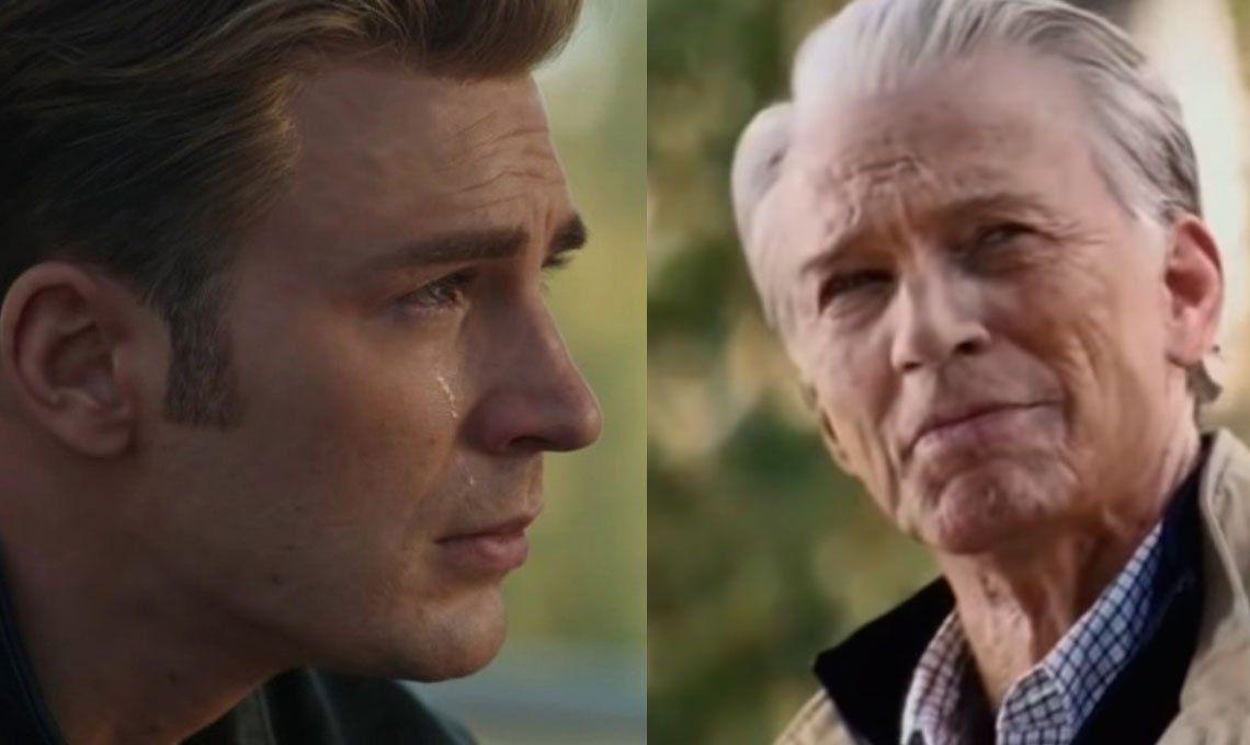 Avengers: Endgame | ¿Paradoja temporal? Steve Rogers anciano ya había aparecido en el Universo Cinematográfico de Marvel (MCU)