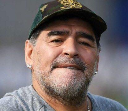 Maradona: vida atribulada en Buenos Aires