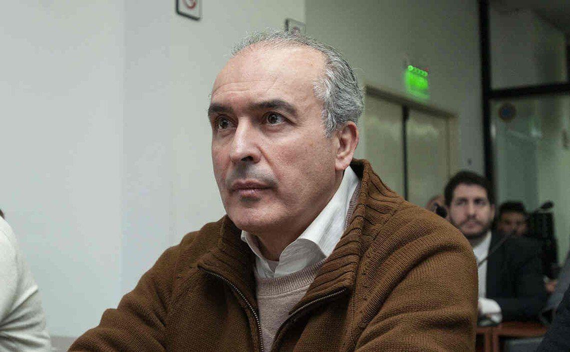 López en una de las audiencias del juicio. Hoy se conocerá la condena.