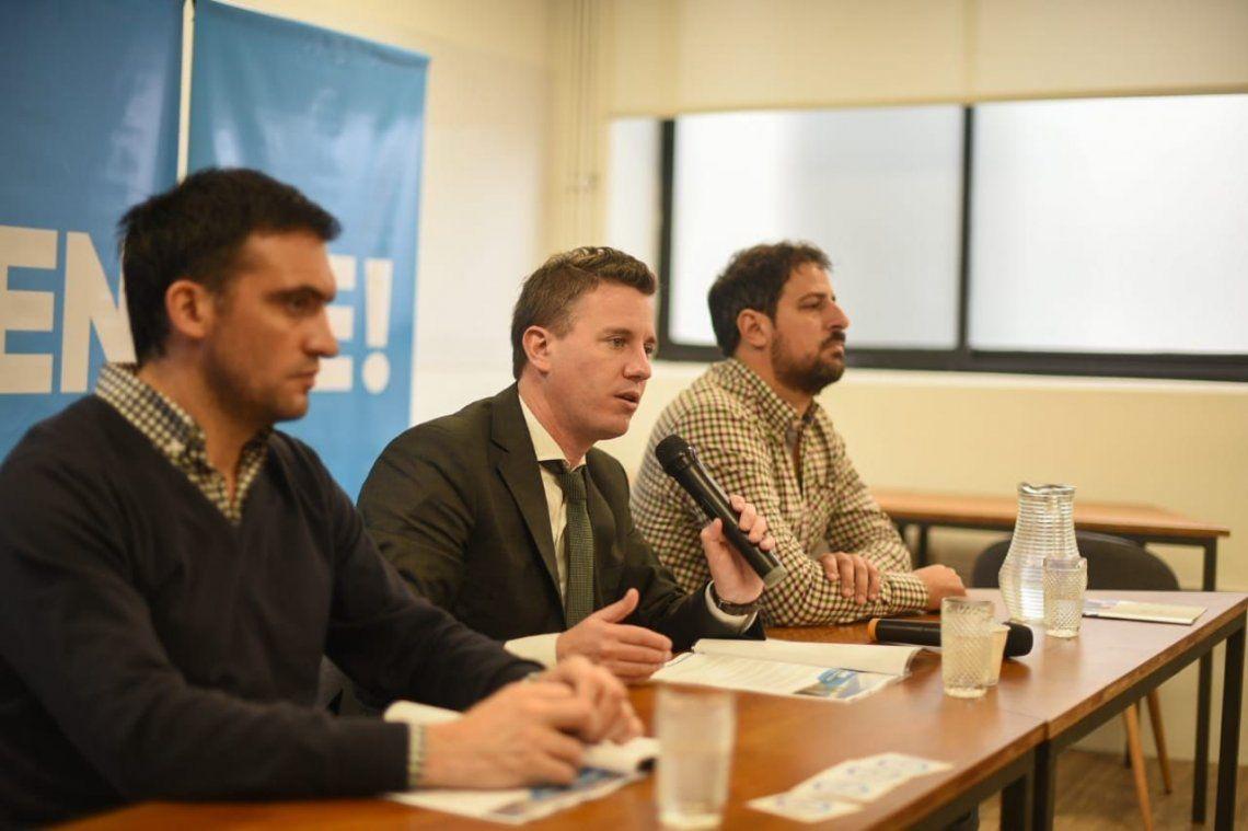 Martelli presentó un duro informe sobre la falta de trabajo y producción en La Plata