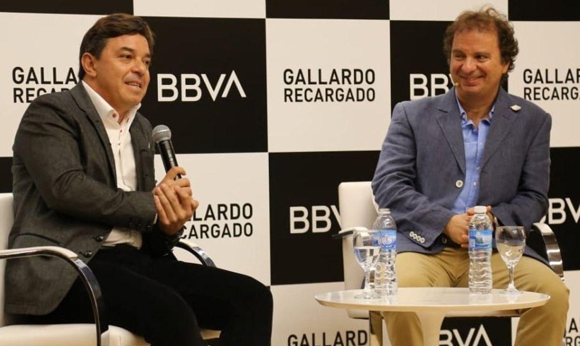 Presentaron Gallardo Recargado, el libro de Diego Borinsky el libro de Diego Borinsky sobre tres años inolvidables y una final soñada