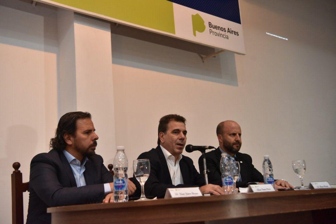 Ritondo encabezó presentación de proyecto del nuevo Código Penal Argentino: Será un gran paso en materia de justicia penal y seguridad