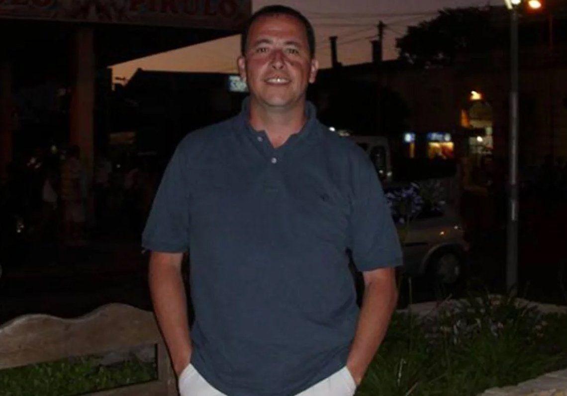 Valenzuela se resistió a balazos pero terminó entregando su vida. Tenía 51 años.