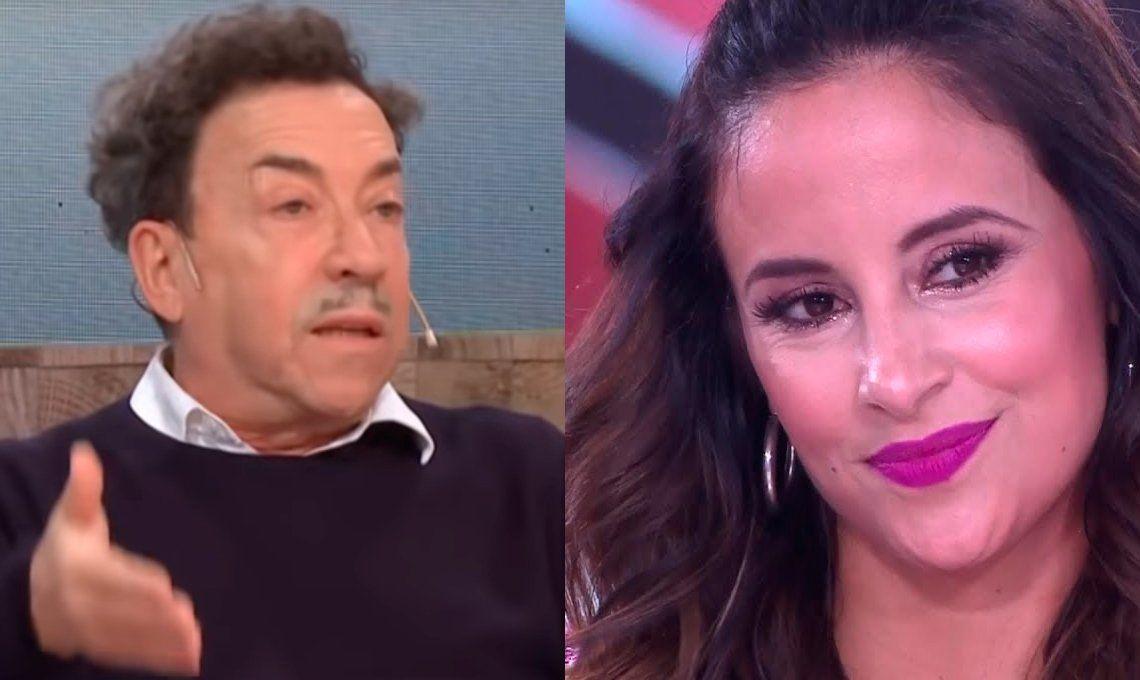 Aníbal Pachano durísimo con Lourdes Sánchez: Tiene un problema con Laurita Fernández que está en primera línea, ella en segunda