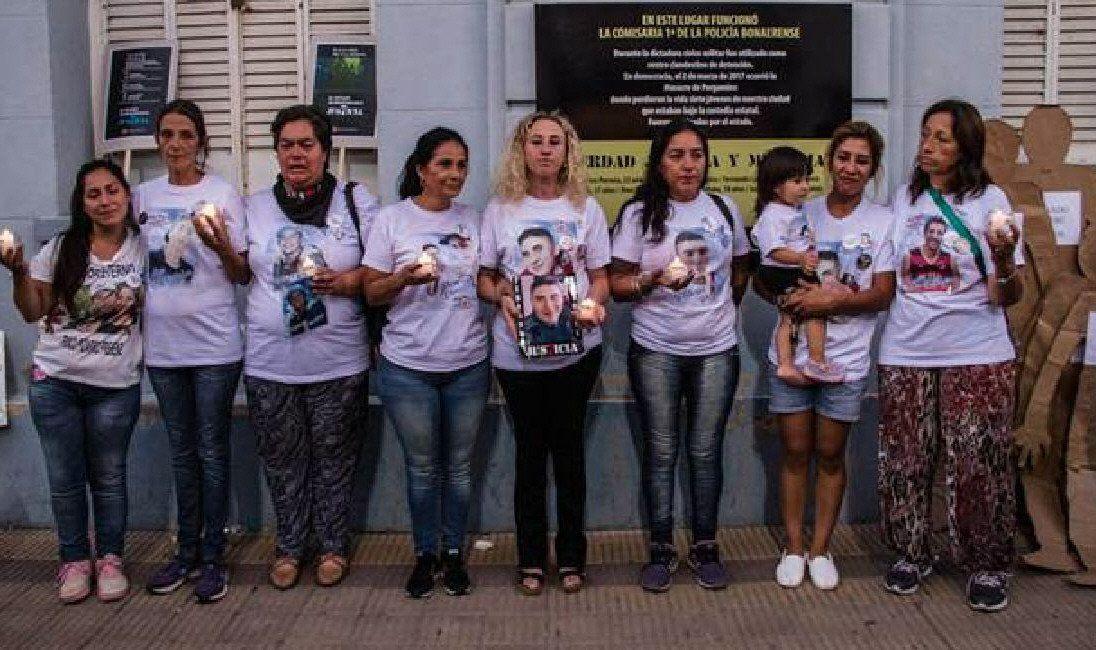 Las familias de las víctimas siguen reclamando por justicia a más de dos años de ocurrido el hecho.
