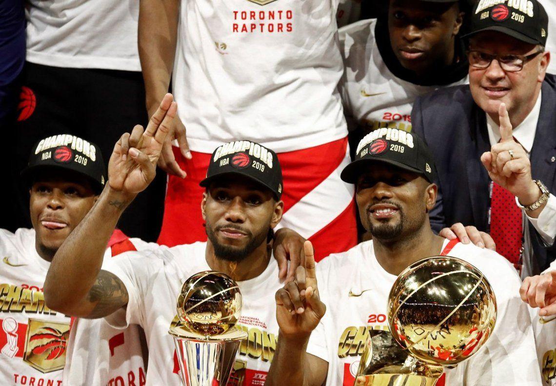 Toronto Raptors campeones de la NBA: 5 claves para entender por qué lograron su primer título