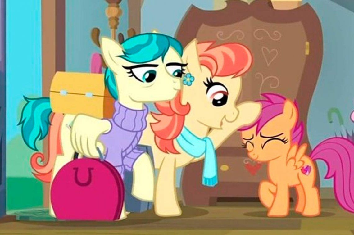 My Little Pony incluirá una pareja de lesbianas en su próximo episodio